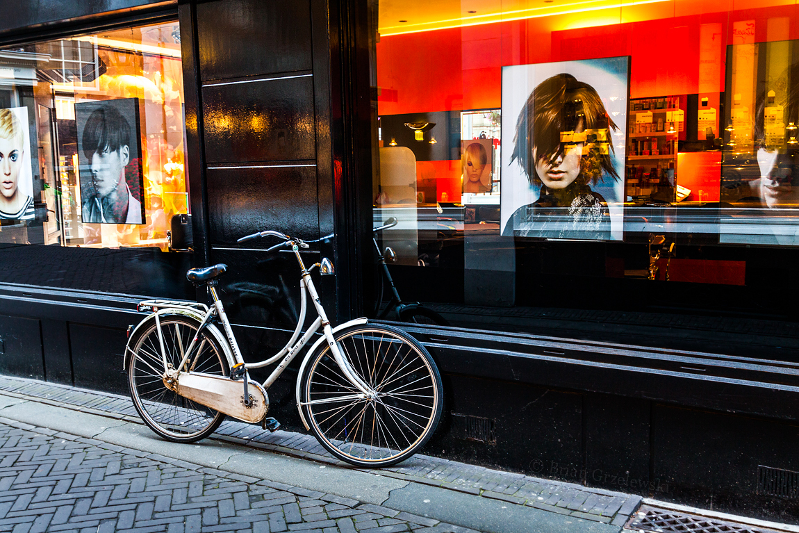Stylish-Dutch-Bike