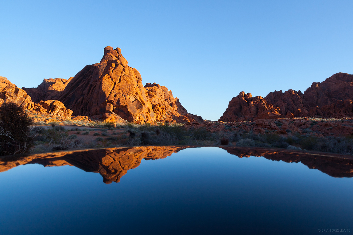 Red-Rocks-Reflection